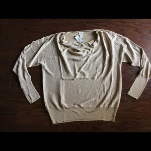 Chico's Clara Shine Pullover Holiday sweater 4/XXL